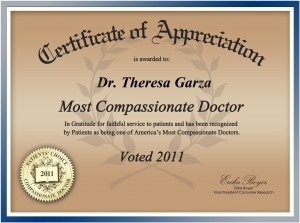 Most Compassionate Doctor